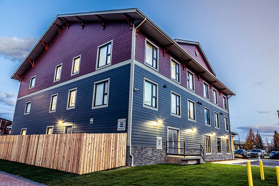 Smithers BC Affordable housing project
